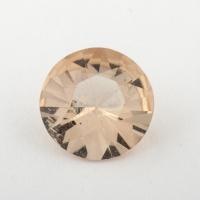 Золотистый берилл гелиодор формы круг, вес 1.84 карат, размер 8.8х8.8мм (beryl0165)