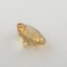 Золотистый берилл гелиодор формы круг, вес 1.4 карат, размер 8х7.9мм (beryl0168)