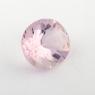 Розовый берилл морганит формы овал, вес 2 карат, размер 9.7х8мм (beryl0175)