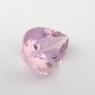 Розовый берилл морганит формы груша, вес 2.21 карат, размер 11.1х8мм (beryl0177)