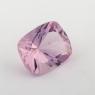 Розовый берилл морганит формы антик, вес 2.07 карат, размер 9.2х7.4мм (beryl0181)