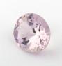Бледно-розовый берилл морганит формы овал, вес 1.52 карат, размер 8.6х7.1мм (beryl0189)