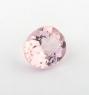 Бледно-розовый берилл морганит формы овал, вес 0.56 карат, размер 6.2х5.2мм (beryl0193)