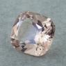 Светло-кремовый берилл огранки формы антик, вес 3.3 карат, размер 10х9.2мм (beryl0246)