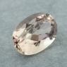 Светло-бежевый берилл огранки формы овал, вес 3.21 карат, размер 11.5х7.9мм (beryl0247)