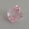 Розовый берилл морганит хорошей огранки формы антик, вес 3.48 карат, размер 9х9мм (beryl0260)