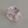 Розовый берилл морганит хорошей огранки формы овал, вес 3.65 карат, размер 11.8х8.2мм (beryl0261)