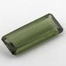Желтовато-зеленый диопсид октагон вес 1.51 карат, размер 12.1х4.9мм (chrom0063)