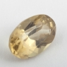 Хризоберилл формы овал, вес 1.04 карат, размер 7.4х4.9мм (chrysob0079)