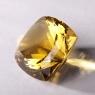 Цитрин антик вес 97.0 карат, размер 31.6х28.5мм (citrin0005)
