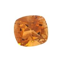 Цитрин антик вес 32.08 карат, размер 20.7х19.9мм (citrin0053)
