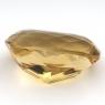Цитрин антик вес 47.9 карат, размер 27.95х18.9мм (citrin0113)