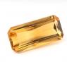 Цитрин формы октагон, вес 2.94 карат, размер 13.7х6.5мм (citrin0120)