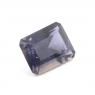 Иолит формы октагон, вес 1.03 карат, размер 7.4х5.7мм (cord0054)