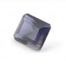 Иолит формы октагон, вес 1.18 карат, размер 7.15х6мм (cord0055)