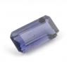 Иолит формы октагон, вес 1.21 карат, размер 10.2х5.1мм (cord0057)