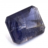 Иолит формы октагон, вес 4.88 карат, размер 12х9.3мм (cord0069)
