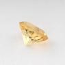 Данбурит формы овал, вес 0.84 карат, размер 6.6х5.5мм (danburit0023)