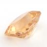Золотистый данбурит формы антик, вес 2.25 карат, размер 8.7х7.3мм (danburit0024)