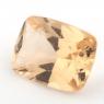 Золотистый данбурит формы антик, вес 1.65 карат, размер 8.9х6.7мм (danburit0025)