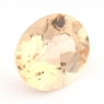 Золотистый данбурит формы овал, вес 2.05 карат, размер 9.1х7.5мм (danburit0033)