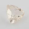 Золотистый данбурит формы триллион, вес 0.95 карат, размер 7.2х7.1мм (danburit0038)