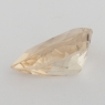 Золотистый данбурит формы груша, вес 1.23 карат, размер 9.2х6.3мм (danburit0039)