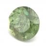 Гранат демантоид круг вес 1.65 карат, размер 7х6.9мм (dem0023)