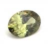 Гранат демантоид овал вес 0.78 карат, размер 6.8х5.1мм (dem0026)