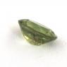 Гранат демантоид формы овал, вес 0.34 карат, размер 4.8х4мм (dem0050)