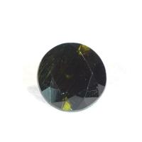 Эпидот круг вес 0.36 карат, размер 4.5х4.5мм (epidote0002)