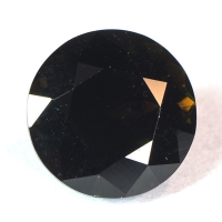 Эпидот круг вес 1.81 карат, размер 7.5х7.5мм (epidote0015)