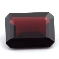 Гранат пироп-альмандин октагон, вес 20.64 карат, размер 19.9х14.7мм (garnet0040)