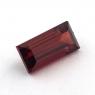 Гранат пироп-альмандин багет, вес 2.59 карат, размер 10х5мм (garnet0045)