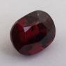 Гранат пироп-альмандин овал, вес 4.42 карат, размер 9.8х7.9мм (garnet0050)