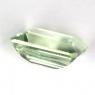 Зелёный кварц (зелёный аметист, празиолит) октагон средний вес 10.9 карат, размер 16х12мм (gquartz0025)