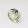 Зеленый кварц (зелёный аметист, празиолит) овал средний вес 2.24 карат, размер 10х8мм (gquartz0027)