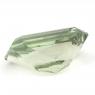 Зелёный кварц (празиолит) отличной огранки формы октагон, общий вес 27.97 карат, размер 24.1х14.9мм (gquartz0038)