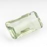 Зелёный кварц (зелёный аметист, празиолит) октагон, вес 23.02 карат, размер 24.4х13.4мм (gquartz0048)