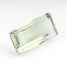 Зелёный кварц (зелёный аметист, празиолит) октагон, вес 23.77 карат, размер 24.1х12.1мм (gquartz0049)