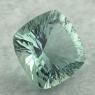 Зелёный кварц (зелёный аметист, празиолит) антик, средний вес 15 карат, размер 16х16мм (gquartz0065)