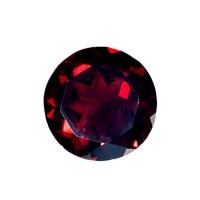 Гранат (пироп, альмандин) круг диаметр 11мм