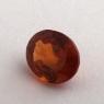 Коричневато-оранжевый гранат гессонит формы овал, вес 2.39 карат, размер 8.9х7.2мм (hess0061)