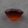 Гранат гессонит отличной российской огранки формы овал, вес 5 карат, размер 11.1х9мм (hess0066)