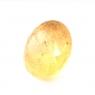 Топаз империал круг вес 6.01 карат, размер 11.2х11мм (imperial0057)
