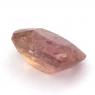 Розовато-оранжевый топаз империал антик вес 3.36 карат, размер 9.7х8.2мм (imperial0075)