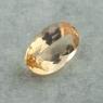 Золотистый топаз империал формы овал, вес 1.92 карат, размер 9.3х5.9мм (imperial0114)