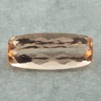 Золотистый топаз империал формы антик, вес 2.47 карат, размер 12.1х5.2мм (imperial0115)