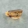 Золотистый топаз империал формы груша, вес 2.07 карат, размер 9.3х6.8мм (imperial0117)