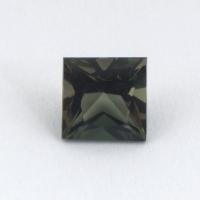 Корнерупин квадрат вес 0.57 карат, размер 4.7х4.6мм (korn0021)